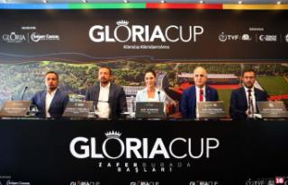 Antalya'da 15 Ağustos-16 Eylül arasında Gloria...