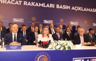 Bakan Pekcan, Temmuz ayı ihracat rakamlarını açıkladı