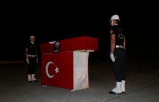 Bakan Yardımcısı Dursun'un cenazesi İstanbul'a...