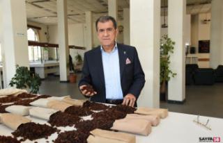 Çekirdeksiz kuru üzüm ihracatı 500 milyon doları...