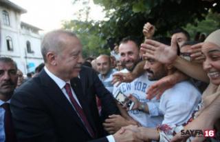 Cumhurbaşkanı Erdoğan Marmara Üniversitesi Rektörlüğünü...