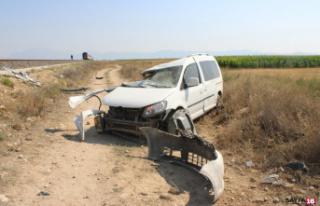 Hemzemin geçitte kaza, 1 ölü