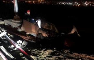 İzmir-İstanbul otoyolunda kaza 4 yaralı
