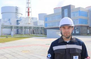 Rusya'da diploma alan 88 nükleer enerji mühendisi...