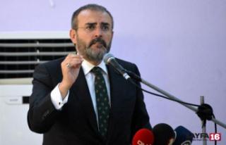 AK Partili Ünal: En ufak meselede ortalığı ayağa...