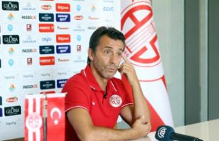 """Bülent Korkmaz: """"Kayserispor karşısında gülen..."""