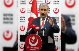 Destici: HDP, PKK'nın siyasi şubesidir, terör...