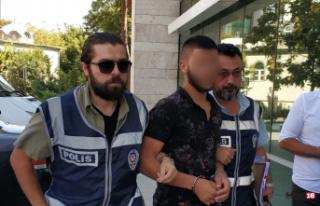 Tabancayla 2 kişiyi yaralayan şahıs tutuklandı