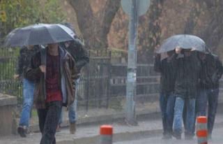 AFAD'tan İstanbul ve çevresine sağanak yağış...