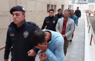 Bursa'da terör propagandasına 4 tutuklama