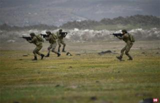 """MSB: """"TSK, sahada DEAŞ ile göğüs göğse mücadele..."""