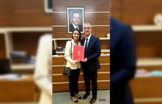 Mustafakemalpaşa AK Parti Kadın Kolları Başkanlığına...