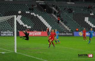 Türkiye - Slovenya: 1-6
