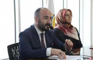 AK Parti Artvin İl Başkanı Alpaslan istifa etti