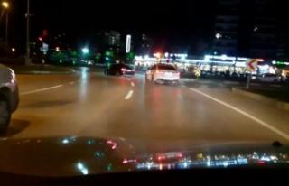 Bursa'da ki trafik magandalarına ceza yağdı