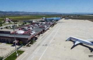 Bursalılar Yenişehir Havaalanını tercih etti