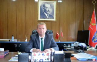Mudanya Emniyet Müdürü göreve başladı