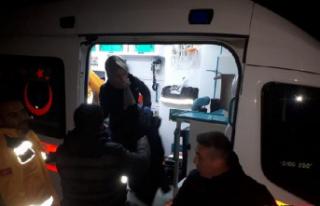 Nemrut Dağı'nda mahsur kalan 3 kişi kurtarıldı