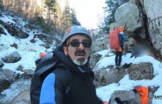 Kaderin böylesi: Küreklidere kanyonu 4 mühendisi...