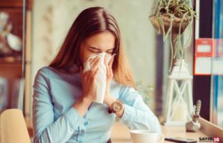 Soğuk havalarda sağlığın korunması için ağız...