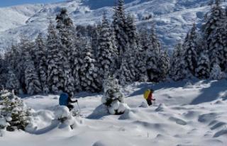 Uludağ'da kaybolan 2 dağcı için Eskişehir'den...