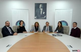 Bursa'da Üniversite-Sanayi işbirliğinde ilk...