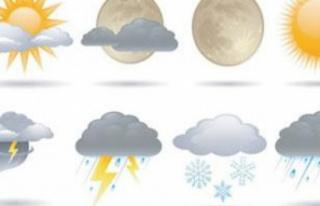 Yurtta hava durumu (19.12.2019)