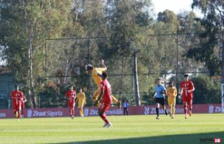 Ziraat Türkiye Kupası: Antalyaspor: 2 - Eyüpspor:...