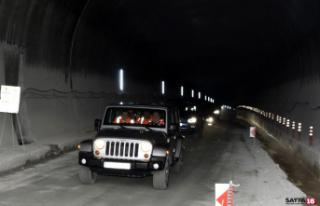 Bakan Varank'tan dünyanın en uzun 2.tüneline...