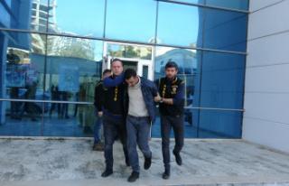 Bursa'daki banka soyguncusu tutuklandı