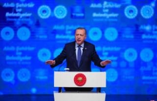 """Cumhurbaşkanı Erdoğan: """"Huzuru olmayan şehir..."""