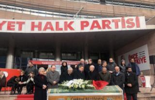 Kılıçdaroğlu CHP'li danışman Coşkun için...