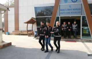 Bursa'da Vatandaşları 269 bin 500 TL dolandıran...