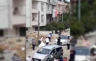 Bursa'daki düğünde silahla ateş edenlere ceza...