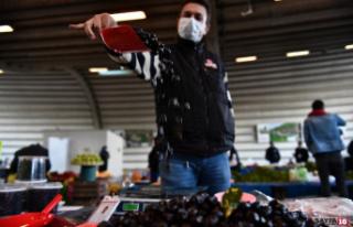 Bursa'nın en organik pazarı için yeni gün belirlendi