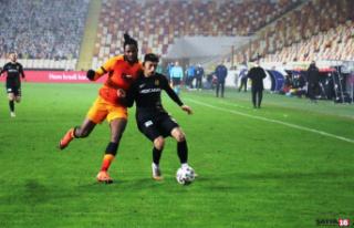 Galatasaray, Ziraat Türkiye Kupası'nda çeyrek...
