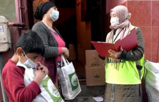 Osmangazi'den yürekleri ısıtan yardım