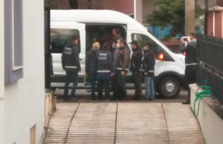 Uyuşturucu operasyonuna 7 tutuklama