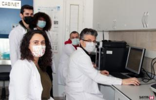 Türk Bilim İnsanları virüse karşı ilaç adayı...