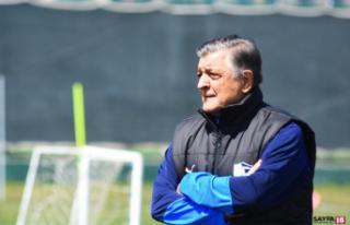 BB Erzurumspor, Denizlispor maçının hazırlıklarını...