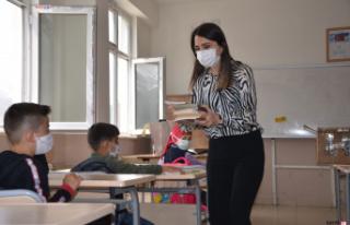 Bursa'dan Şırnaklı öğrencilere hediye
