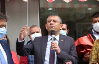 CHP Grup Başkanvekili Özel'den emekli amirallerin...