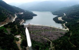 Bursa'nın barajlarında seviye 2 günde yüzde...