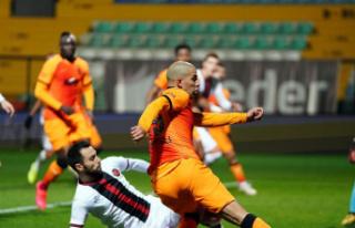Galatasaray ile Fatih Karagümrük 14. randevuda