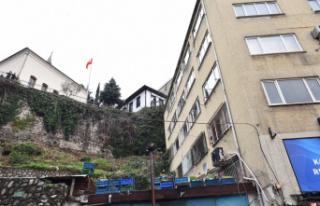 Kavaklı'daki binalar kamulaştırılacak