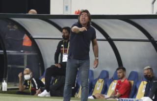 """Ricardo Sa Pinto: """"Kazanmak için çıktık ve..."""