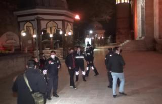 Ulu Camiye balyozlu saldırı