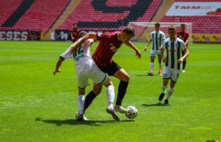 TFF 1.Lig: Eskişehirspor: 1- Bursaspor: 5