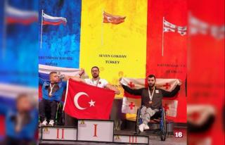 Gökhan Seven, Bilek Güreşi Dünya Şampiyonası'na...