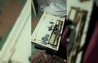 İş yerinden çelik kasa çalan 2 şüpheli tutuklandı